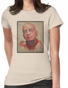 Mark C. Merchant brand illustration Womens Fitted T-Shirt