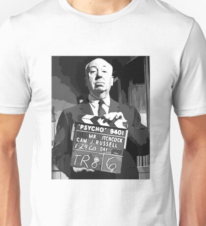 Alfred Hitchcock  Unisex T-Shirt