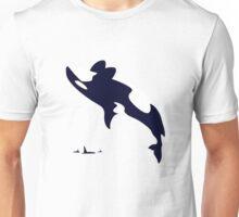 Paper Craft Orca Unisex T-Shirt