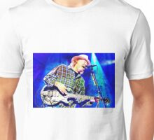 Neil Young Abstract Art Unisex T-Shirt