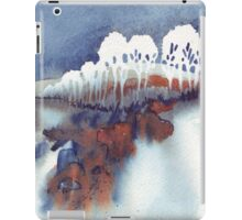 Up The Hill iPad Case/Skin