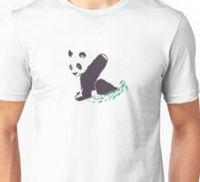 Whole Lotta Panda Unisex T-Shirt