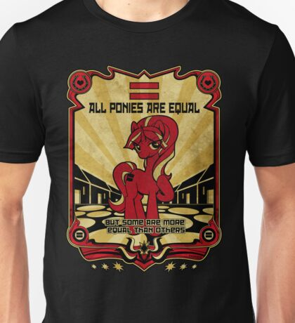 ALL PONIES ARE EQUAL T-Shirt