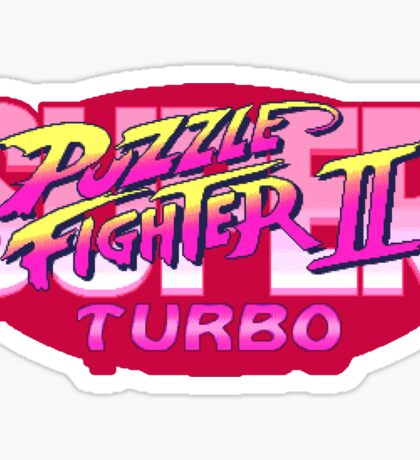 Puzzle-Fighters Sticker
