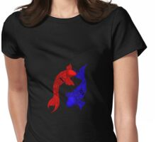 One Fish, Two Fish Womens Fitted T-Shirt