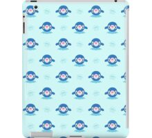 Popplio Pattern iPad Case/Skin