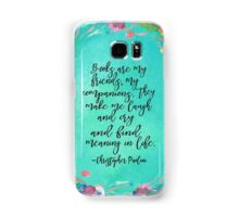 Books Are....  Samsung Galaxy Case/Skin