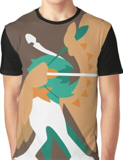 Decidueye Graphic T-Shirt