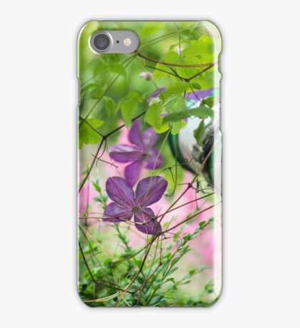 Dreamy postbox iPhone Case/Skin