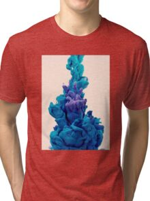 Ink drop2 Tri-blend T-Shirt