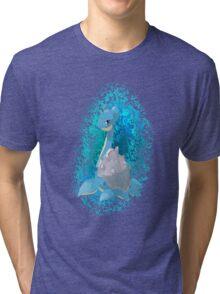 Pokemon Lapras Tri-blend T-Shirt