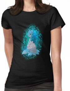 Pokemon Lapras Womens Fitted T-Shirt