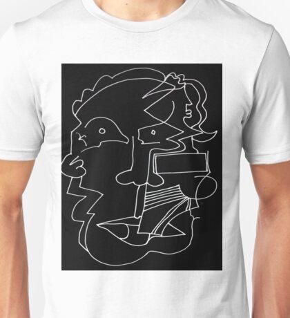 The American face of Politics - October 2016 REVERSI Unisex T-Shirt