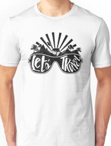 Let's Travel Unisex T-Shirt