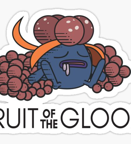 Fruit of The Gloom Sticker
