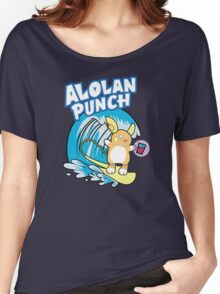 Alolan Punch Women's Relaxed Fit T-Shirt