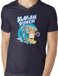 Alolan Punch Mens V-Neck T-Shirt