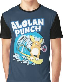 Alolan Punch Graphic T-Shirt