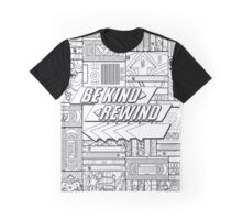 Be Kind Rewind - 80s Throwback, 1980s, 80s Graphic T-Shirt
