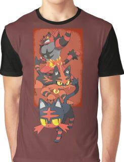 Team Litten Graphic T-Shirt