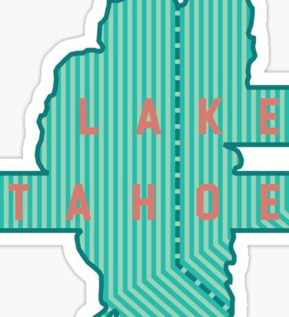 Lake Tahoe stickers! Sticker