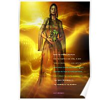hopi prophecy Poster