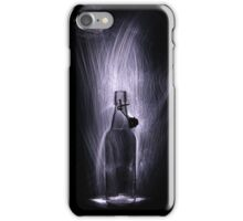 Bottle Highlights iPhone Case/Skin