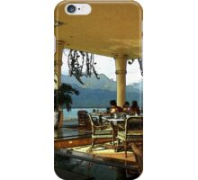 Breakfast In Hanalei iPhone Case/Skin