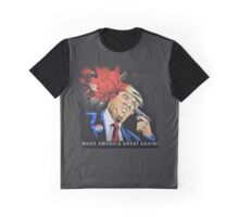 Trump Shot maga Graphic T-Shirt