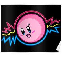 Baseset Kirby Poster
