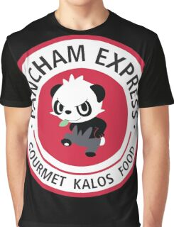 Pancham Express- Gourmet Kalos Food Graphic T-Shirt