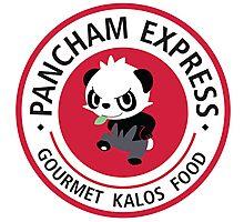 Pancham Express- Gourmet Kalos Food Photographic Print
