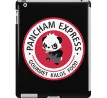 Pancham Express- Gourmet Kalos Food iPad Case/Skin