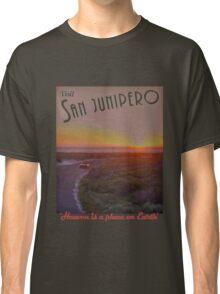 Black Mirror - San Junipero Classic T-Shirt