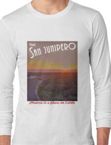 Black Mirror - San Junipero Long Sleeve T-Shirt