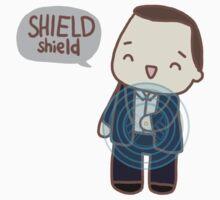 Coulson SHILED shield Kids Tee