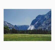 Yosemite Valley Kids Tee