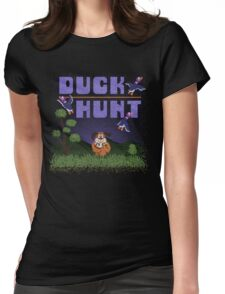 Hunt Duck Womens Fitted T-Shirt
