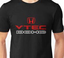 Honda VTEC DOHC Unisex T-Shirt