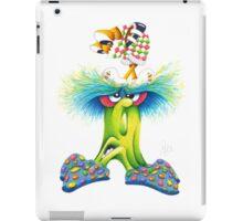 M'ODD'STER 02 - BUG'and'UGH iPad Case/Skin