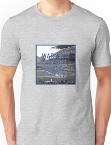 Warning, I Love Baseball! Unisex T-Shirt
