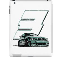 The 3 iPad Case/Skin