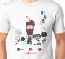 The Architect I know Unisex T-Shirt