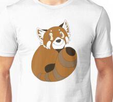 Red Panda Cuddle Unisex T-Shirt