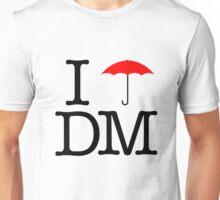 I Love Des Moines Print Unisex T-Shirt