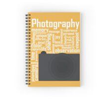 Photography Spiral Notebook