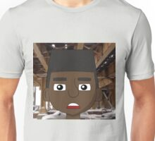 Chicago Teenager In The City Unisex T-Shirt