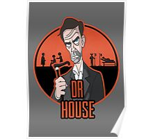 Dr House Poster