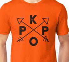 Kpop Arrow Design Unisex T-Shirt