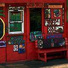 Hawaiian Juice Bar by James Eddy